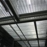 Het Netwerk van de Rooster van het staal voor het Opschorten van 2 Rijen