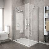El cuarto de baño visitante cabinas de ducha ducha correderas Puertas
