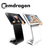 Реклама на дисплее TV киоск 32 дюйма в горизонтальном положении рекламы плеер коммерческих Squareadvertising Player LED Digital Signage