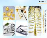 Посуда/ пластических масс/ столовые приборы вакуумного оборудование для нанесения покрытия, PVD покрытие механизма