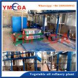 Automação de alta máquina de Refinação de óleos vegetais provenientes da China