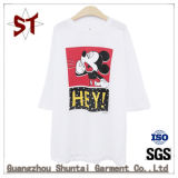 T-shirt do Short do lazer da forma para pares