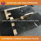 Плита износа карбида крома для крышки предохранения от ролика