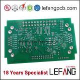 2 níveis de PCB da placa de circuito impresso para comunicação Power board