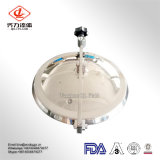 Высокое качество производителя 304 и 316L санитарных из нержавеющей стали крышка люка