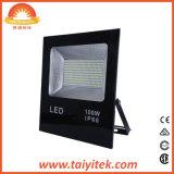 2 da garantia 10W 20W 30W 50W 70W 100W do diodo emissor de luz anos de lâmpada de inundação