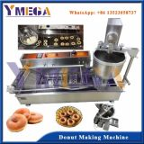 機械を揚げる工場直売の商業ドーナツ