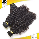 Cabelo humano brasileiro do cabelo profundo superior da onda