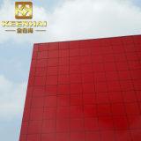 La Chine usine Ventes décoration extérieure de revêtement de façade enduit de poudre Panneau mural