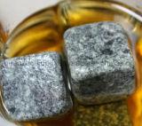 O uísque reusável do vinho da rocha do OEM apedreja o cubo de gelo