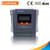 MPPT 40A 12V/24V LCD do controlador de carga solar