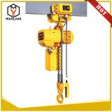alzamiento de cadena eléctrico 1t con control del cable