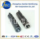 Il tondo per cemento armato standard di Dextra connette gli accoppiatori meccanici