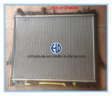 최신 판매 Hyundai 악센트 Oe를 위한 싼 알루미늄 차 방열기: 25310-1r000