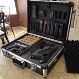 Exportados a Europa y Estados Unidos Pistola Caja de aluminio