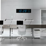 [لد] عرض كبير [ديجتل] إلكترونيّة تقويم ساعة