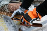 TPR Impact-Resistant Anti-Abrasion механическая безопасность рабочие перчатки