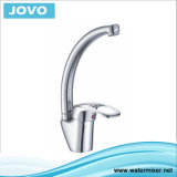 Cuisine simple sanitaire Mixer&Faucet Jv72406 de traitement de modèle neuf de robinet