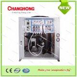 Ar ao condicionador de ar da bomba de calor do refrigerador de água