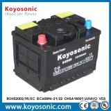 12V 44ah sèchent la batterie automobile d'acide de plomb chargée de batterie de voiture