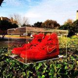 Paste de Goede Prijs van China de Duidelijke AcrylDoos van de Schoen/de Doos van de Vertoning van de Schoen aan