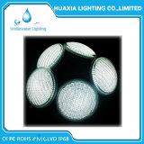 El vidrio grueso 24W calienta la luz blanca de la piscina de IP68 PAR56