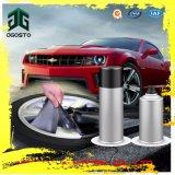 噴霧による車のペンキのサンプルAvalible