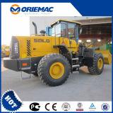 Cargador de ruedas de 5 toneladas Sdlg (LG956L)
