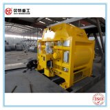 75 M3/H Concrete het Groeperen het Mengen zich Installatie met Mixer Js1500