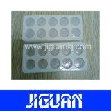 Kundenspezifische freie Plastikblasen-Tellersegment-Verpackung
