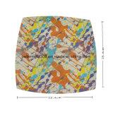 Plaque en bambou colorée de fibre d'assiette directe de Sellig Custome d'usine
