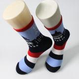 Mann-Form-Entwurfs-Bambus-Socken