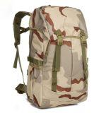 Sac à dos tactique d'alpinisme de sac à dos de camouflage de sac multifonctionnel extérieur de sac de Mountaineerin, sac de chapeau
