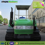 Wsl-752 небольшой резиновый сельскохозяйственных тракторов гусеничный трактор резиновой гусеницы