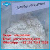 ボディービルのための未加工17Aメチル1テストステロンの粉のステロイドM1t