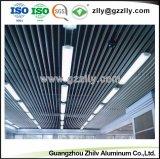 L'aluminium de faux plafond de l'écran de style vertical pour la décoration intérieure