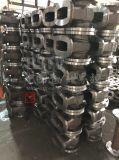Asiento de metal de acero al carbono de la API de válvula de compuerta de la brida de Wcb