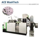 PP PE Pelletizer Anillo de agua de residuos de plástico