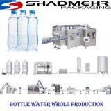 Machine de remplissage pure potable de bouteilles d'eau de centrale