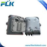 24/Ports PLCのディバイダーのファイバーのネットワークまたは電気通信のための光学分布の閉鎖ボックス