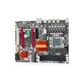 X58-1366サポートDDR3 1066/1333/1600二重チャネルのマザーボード