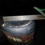 De acero sin costura médicos del cilindro de gas de oxígeno máquina de formación