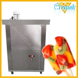 Grande capacidade de gelado industrial Popsicle Lolly Stick máquina fazendo a máquina
