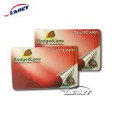 Preço baixo Cr80 contato em branco Regravável Cartão Inteligente de plástico com les5542/ Les Chip IC 4428