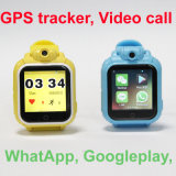 3G Android caçoa o telefone esperto do relógio