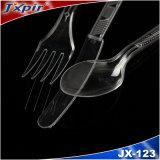 Poignée de la coutellerie en plastique confortable Patternd JX123