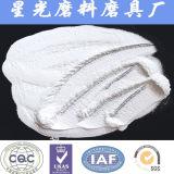 白い鋼玉石の砂の工場価格の屑によって溶かされるアルミナの粉