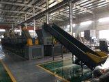 De filmPE van het afval Verpakkende HDPE LDPE plastic verpletterende wasmachine