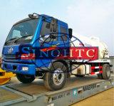 10m3下水の吸引のトラック、4X2真空の下水の吸引のトラック