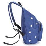 Мода на улице поездки ноутбук для отдыха в поход Canvas школы рюкзак